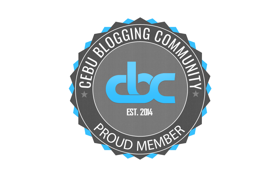 Cebu Blogging Community Badge